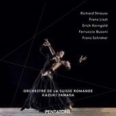 Strauss, Liszt, Korngold, Busoni & Schreker: Orchestral Works by Swiss Romande Orchestra