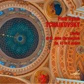 Tchaikovsky: Liturgy of St. John Chrysostom, Op. 41 (Live) by USSR Ministry of Culture State Chamber Choir