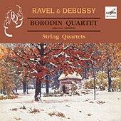 Borodin Quartet Performs String Quartets by Borodin Quartet