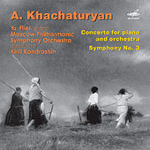 Khachaturian: Piano Concertо in D-Flat Major & Symphony No. 3 by Yakov Flier