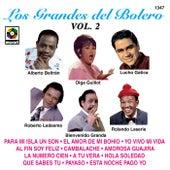 Los Grandes Del Bolero Vol. 2 by Various Artists