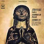 Stravinsky Conducts Symphony of Psalms by Igor Stravinsky