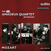The RIAS Amadeus Quartet Mozart Recordings (Mozart: String Quartets, String Quintets & Clarinet Quintet) by Various Artists