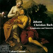 Johann Christian Bach: Symphonien und Konzerte by Lukas Consort (1)