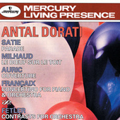 Satie: Parade: Milhaud: Le boeuf sur le toit, &c. by Various Artists