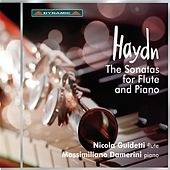 Haydn: The Sonatas for Flute & Piano by Nicola Guidetti