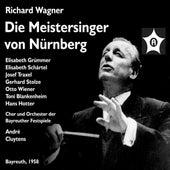 Wagner: Die Meistersinger von Nürnberg by Otto Wiener
