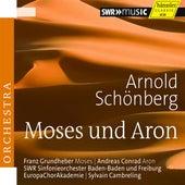 Schönberg: Moses und Aron by Various Artists
