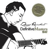 The Definitive Masters by Django Reinhardt