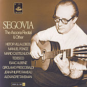 The Ascona Recital & Other by Andres Segovia