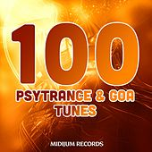 100 PsyTrance & Goa Trance Hits, Vol. 1 (Best of Psychedelic Goatrance, Progressive, Full-On, Hard Dance, Rave Anthems) by Various Artists