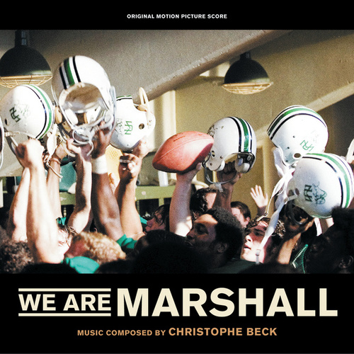 We are marshall logo we are marshall by christophe beck released dec