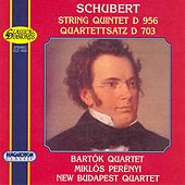 Schubert: String Quintet in  C Major, D. 956 / String Quartet No. 12 in C Minor,