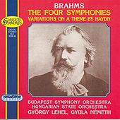 Brahms: Symphonies Nos. 1-4 / St. Anthony Variations / Academic Festival Overture by Various Artists