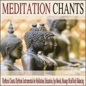 Meditation Chants: Rhythmic Chants, Rhythmic Instrumentals for Meditation, Relaxation, Spa Moods, Massage Mind Body Balancing by Robbins Island Music Group