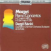Mozart: Piano Concertos Nos. 27 and 13 by Dezso Ranki