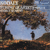 Kodaly: String Quartets Nos. 1 and 2 by Kodaly Quartet