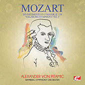 Mozart: Divertimento in F Major, K. 138