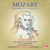 Mozart: Missa Brevis No. 4 in D Major, K. 194 (Digitally Remastered) by Vladimir Prudnikov