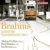 Brahms: Clarinet Trio, Cello Sonatas Nos. 1 & 2 by Various Artists