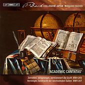 Bach: Secular Cantatas, Vol. 4 (Academic Cantatas) by Various Artists