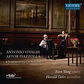 Vivaldi & Piazzolla: 8 Seasons by Sinn Yang