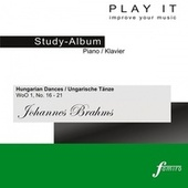 Play It - Study Album - Klavier/Piano; Johannes Brahms: