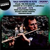 Violin Favorites On The Flute by Janos Balint