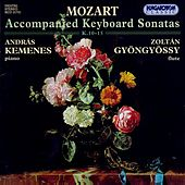 Mozart: Violin Sonatas, K. 10-15 (Arr. for Flute and Piano) by Andras Kemenes