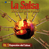 La Salsa - Identidad De Un Pueblo, Vol. 9 by Various Artists