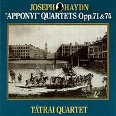 Haydn: String Quartets Nos. 54-59, Op. 71, Nos. 1-3 and Op. 74, Nos. 1-3,