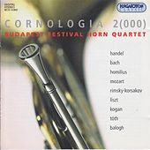Homilius: Horn Quartet in B-Flat Major / Balogh: 3 Movements / Toth: Camelot by Budapest Festival Horn Quartet