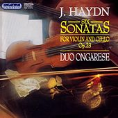 Haydn: 6 Duos (Sonata) for Violin and Viola (Arr. for Violin and Bass), Hob.Vi:1-6 by Ildiko Hajdu