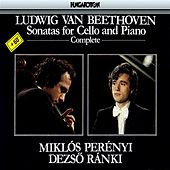 Beethoven: Complete Cello Sonatas by Miklos Perenyi