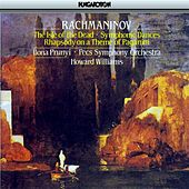 Rachmaninov: Rhapsody On A Theme of Paganini / the Isle of the Dead by Various Artists