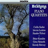 Brahms: Piano Quartets Nos. 1-3 by Various Artists
