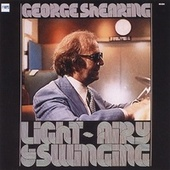 Light, Airy & Swinging by George Shearing