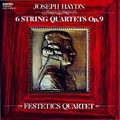 Haydn: String Quartets Nos. 11-16, Op. 9, Nos. 1-6 by Festetics Quartet