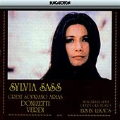 Sass, Sylvia: Soprano Arias From Verdi and Donizetti by Sylvia Sass