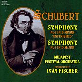 Schubert: Symphonies Nos. 3 and 8,