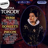 Tokody, Ilona: Soprano Arias From Verdi, Puccini and Donizetti by Ilona Tokody