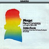 Mozart: Piano Concertos in A Major, K. 414 and 488 by Zoltan Kocsis