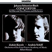 Bach: Keyboard Concertos, Bwv 1052, Bwv 1053, Bwv 1060 and Bwv 1061 by Various Artists