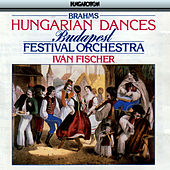 Brahms: Hungarian Dances Nos. 1-21 by Andras Keller