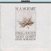 Mozart: String Quintets Nos. 3 and 4 by Denes Koromzay