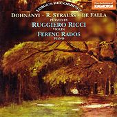 Dohnany/ Strauss, R.: Sonatas for Violin and Piano / De Falla: 7 Canciones Populares Espanolas by Ruggiero Ricci