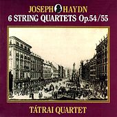 Haydn: String Quartets Nos. 42-47 by Tatrai Quartet