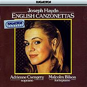 Haydn: English Canzonettas by Adrienne Csengery