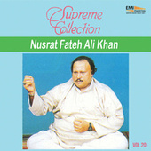 Supreme Collection Vol. 19 by Nusrat Fateh Ali Khan