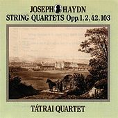 Haydn: String Quartets Nos. 1-10, 35 and 68 by Tatrai Quartet
